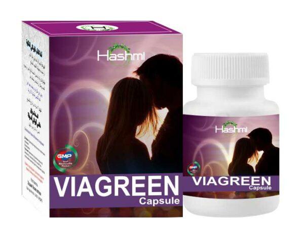 Viagreen capsule